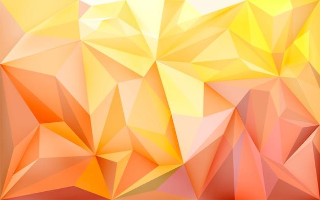 Polygonal background