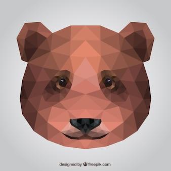 Bear poligonale