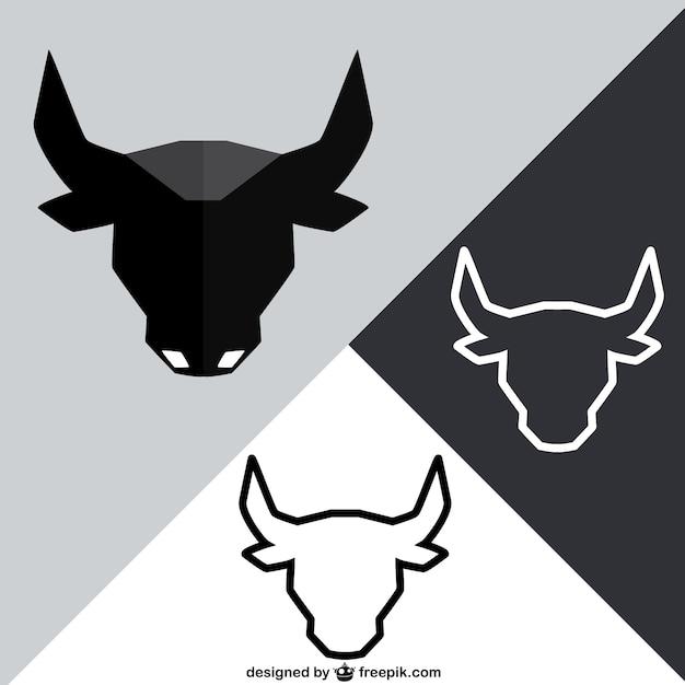 bull vectors photos and psd files free download rh freepik com bull vector free bull vector logo