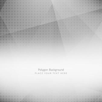 Серый цвет абстрактного фона дизайн многоугольник