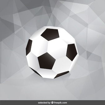 Прямолинейное футбольный мяч