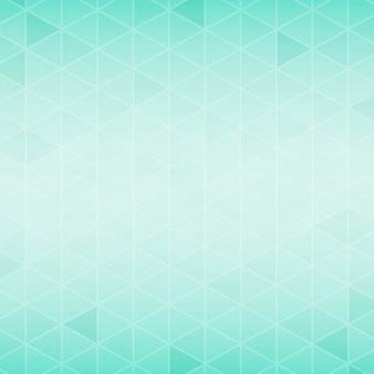 Синий современный многоугольной фон