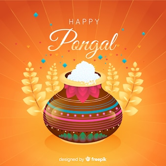 Pongal background