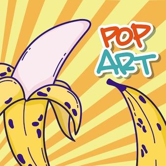 Pop art cartoons