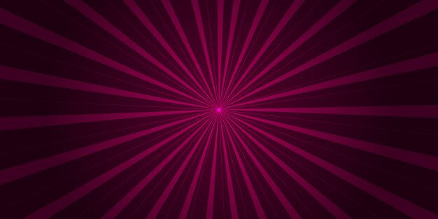 Pop art and comic purple pink gradient background
