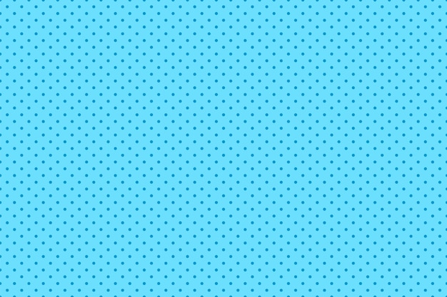 Pop art pattern. comic seamless background with dots. blue print with half tone effect. retro texture