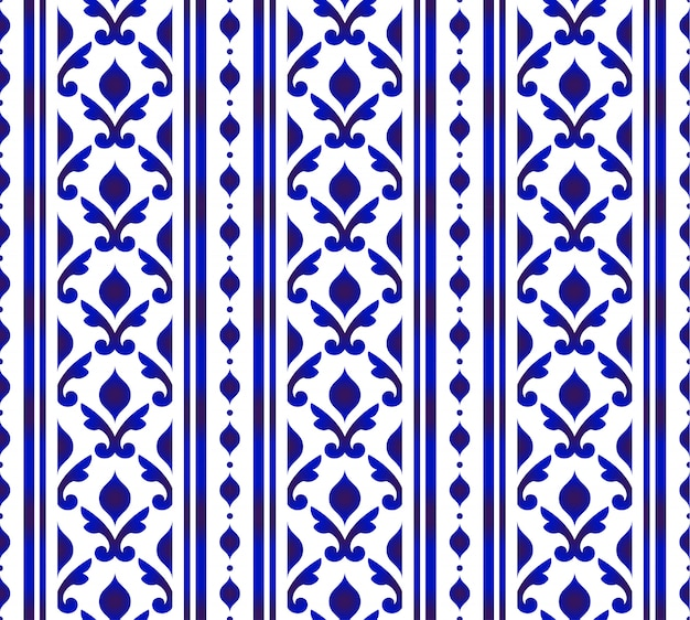 Porcelain pattern