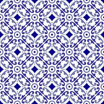 Porcelain pattern