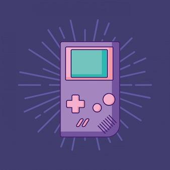 Portable videogame