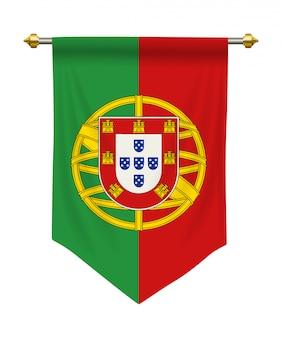 Portugal pennant