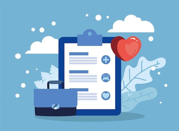 ポスターカーと医療保険のアドバイス