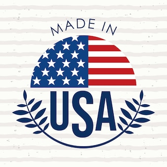 Poster of made in usa
