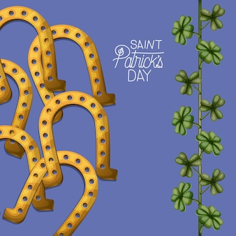 Poster saint patricks day