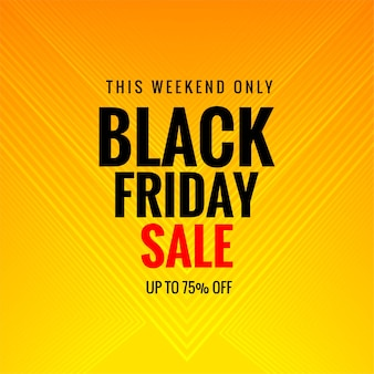Poster sale of black friday card background