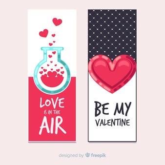 Potion valentine banner