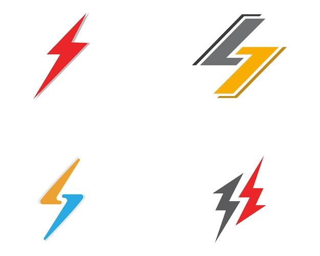 Power logos template