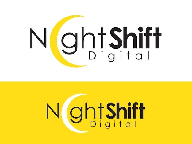 Pr and social media agency logo design