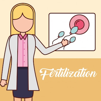 Pregnancy fertilization related