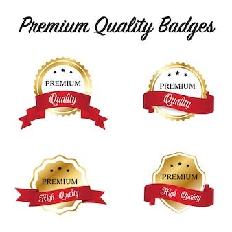 Premium badges