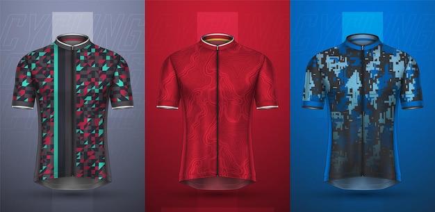 Collezione premium di maglie da ciclismo