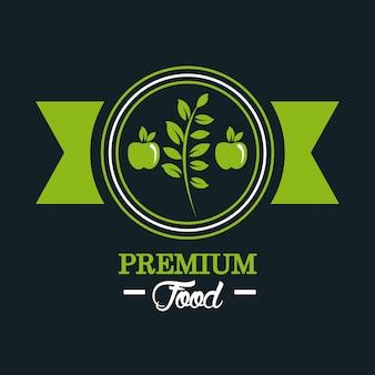 Premium food banner