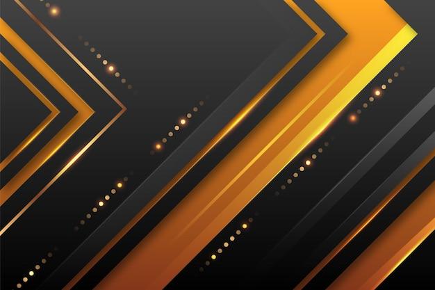 Премиум золотой роскошный фон
