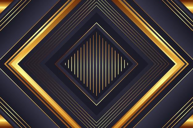 Premium golden luxurious background