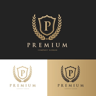 Premium logo collection