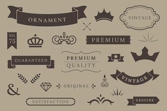 Коллекция баннеров премиум качества