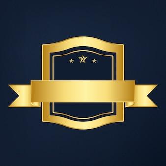 Premium quality banner design vector