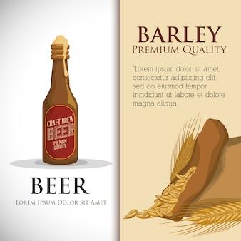 Premium quality craft brew beer