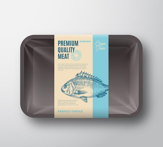 Premium quality dorado pack