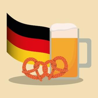 Высококачественное немецкое пиво
