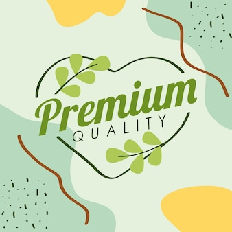 プレミアム品質のポスター