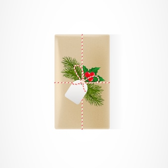 Present package illustration