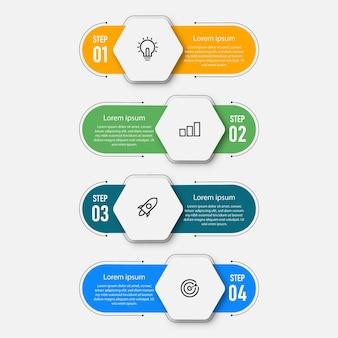 Презентация бизнес-инфографики