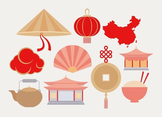 예쁜 중국 소품들
