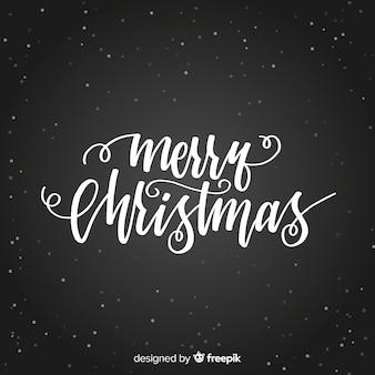 Pretty christmas background