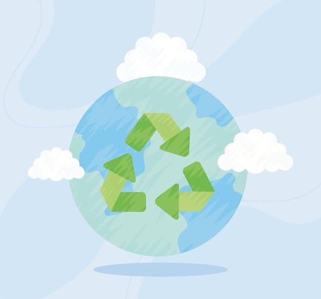 Довольно экологичный плакат