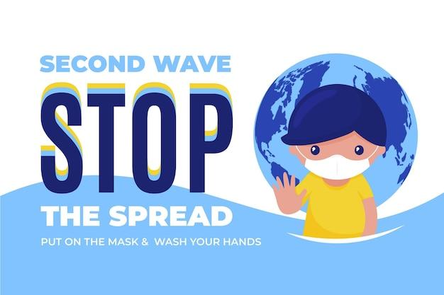 Prevent the coronavirus second wave