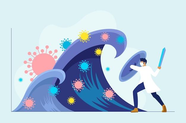 Предотвратить вторую волну коронавируса