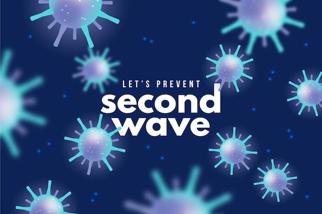 コロナウイルスの第二波を防ぐ