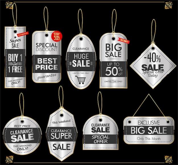 Price tag set