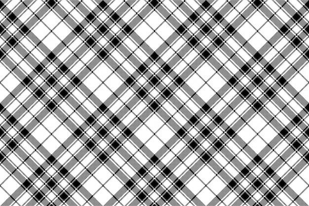 Гордость шотландии тартан клетчатый пиксель бесшовные модели