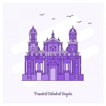 Primatial cathedral bogota landmark