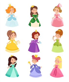 Princess  set.