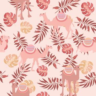 Print animal pink