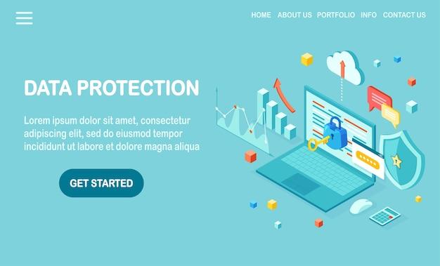 Конфиденциальный доступ с паролем