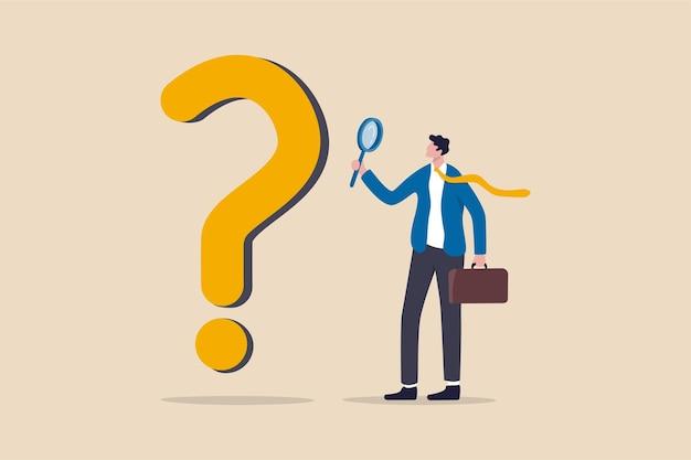 문제 및 근본 원인 분석, 연구 및 솔루션을 찾기위한 리더십 기술.