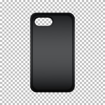Product design template of with no graphic